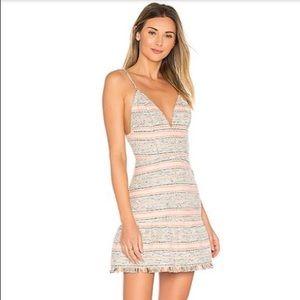 Lovers + Friends Heidi Mini Dress in Size XS